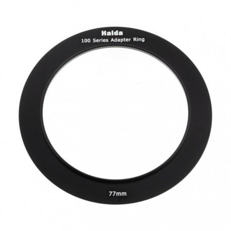 Gambar Haida 77mm Metal Adapter ring for 100 Series Filter Holder