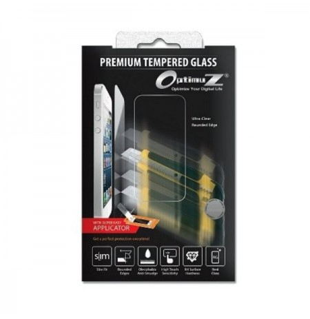 Optimuz Tempered Glass + Aplicator For Xiaomi Redmi Note