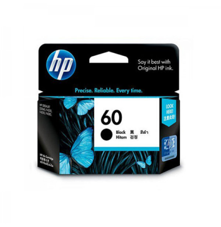 HP Ink 60 - Tinta Hitam