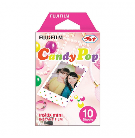 Gambar Fujifilm Instax Mini Candy Pop Instant Film