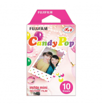 Fujifilm Instax Mini Candy Pop Instant Film
