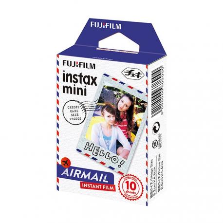 Gambar Fujifilm Instax Mini Air Mail Instant Film