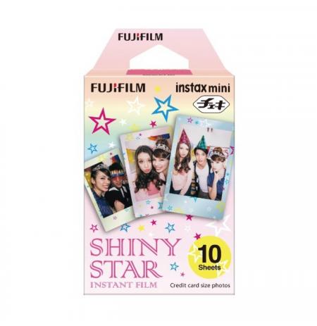 Gambar Fujifilm Instax Mini Shiny Star Instant Film