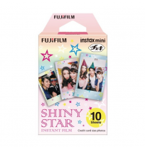 Fujifilm Instax Mini Shiny Star Instant Film