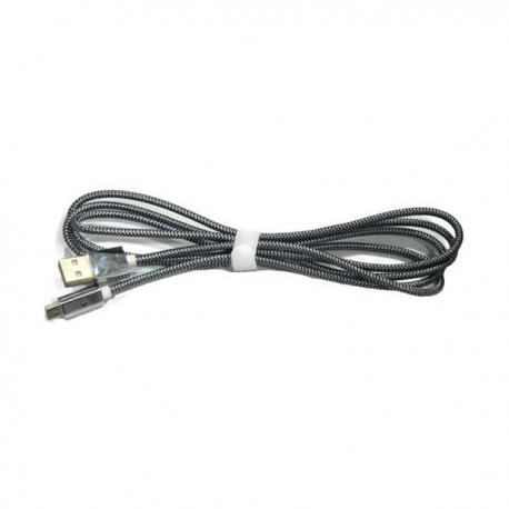 Lexcron Micro USB Zinc Alloy LED