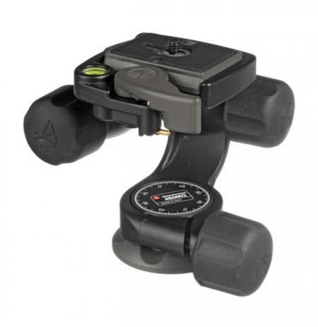 Gambar Manfrotto 460MG Magnesium Camera Head