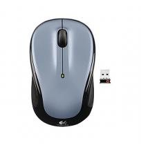 Logitech M325 Wireless Mouse - Silver