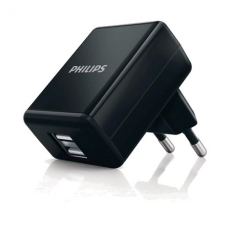 Philips Wall Charger Dual USB