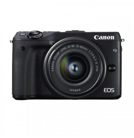 Gambar Canon EOS M3 Kit EF-M15-45 IS STM