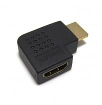 Lexcron Male HDMI to Female HDMI L Shape Converter