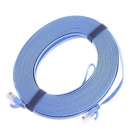 Lexcron Cat 6 Network Flat Cable 20 M