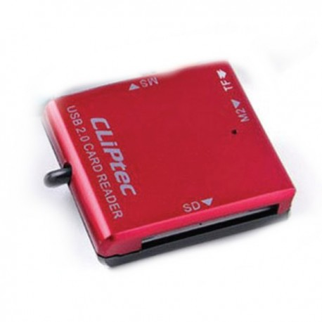 Cliptec BASIC-4 USB Card Reader