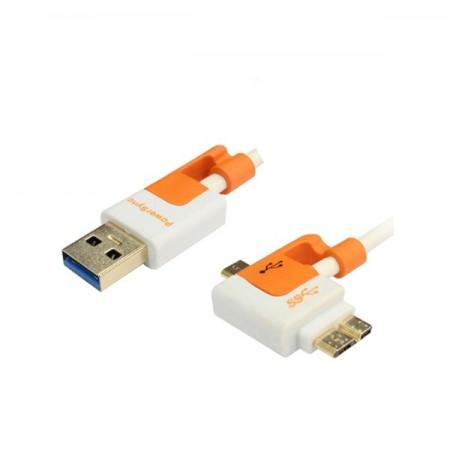 Gambar PowerSync USB 3 KRMIBX