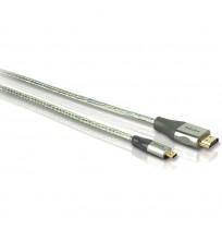 Philips SWV3445S HDMI to Micro HDMI Cable - 1.5m