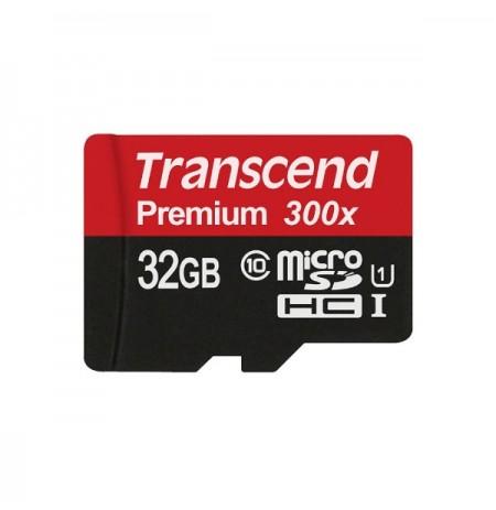 Transcend MicroSD 32GB UHS Class 10 300X