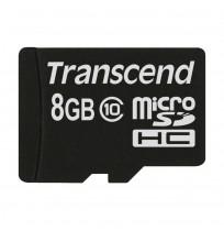 Transcend MicroSD 8GB Class 10