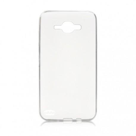 Ahha Moya Lite Gummishell Soft Case Galaxy J7 Clear