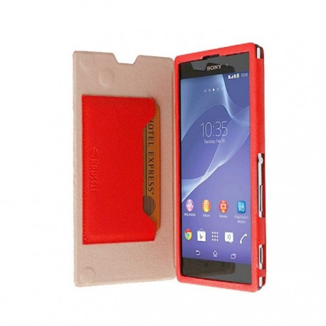 Krusell Flipcase Malmo Stand Xperia T3