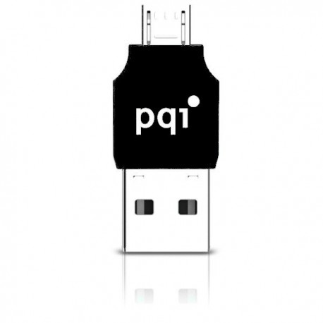 PQI Connect 203 USB OTG Reader