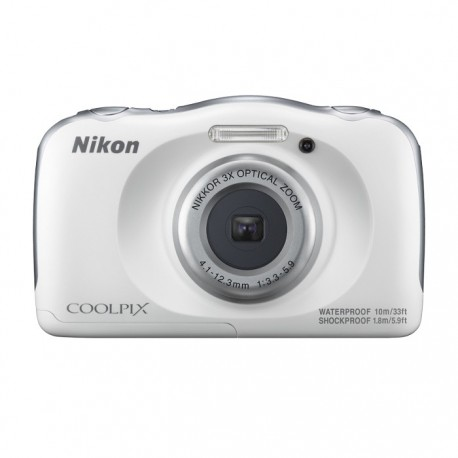 Gambar Nikon Coolpix W100