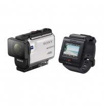 Sony FDR-X3000R 4K with Wi-Fi & GPS