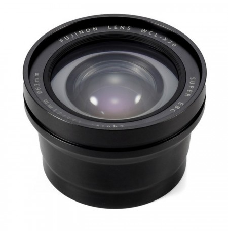 Gambar Fujifilm Wide Conversion Lens WCL-X70