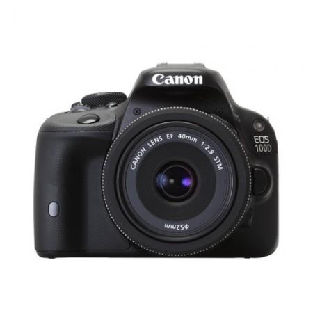 Canon EOS 100D Lens 18-55mm