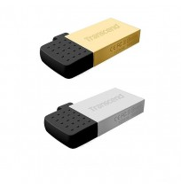 Transcend JetFlash 380 8GB OTG Flashdisk