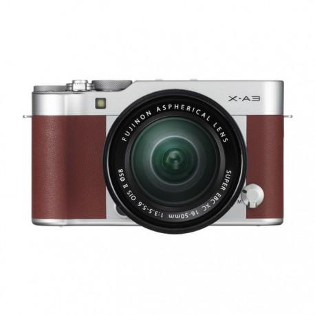 Gambar Fujifilm X-A3 16-50mm + Intax Mini 8