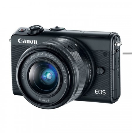 Canon EOS M100 EF-M15-45MM IS STM