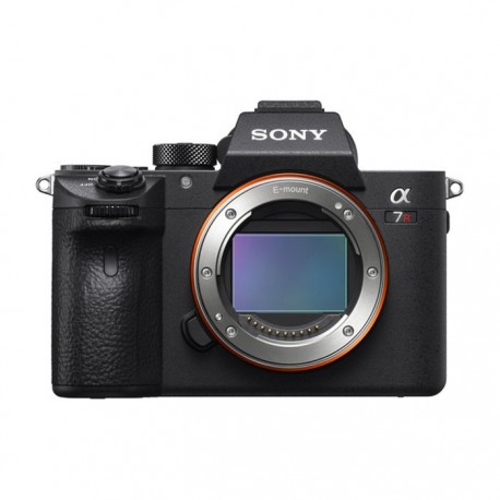 Sony Camera ILCE-7RM3 Black SI