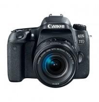 Canon EOS 77D Lens 18-55MM