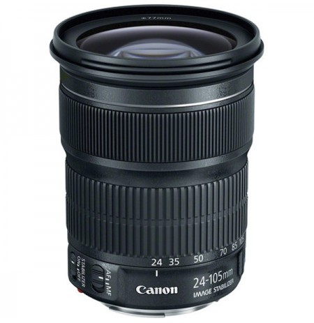 Canon Lens EF 24-105MM F3.5-5.6 IS STM