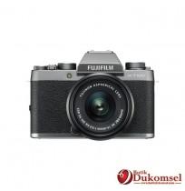 Fujifilm Finepix X-T100 XC15-45mm KIT + SDHC Sandisk