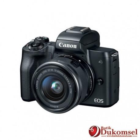 Canon EOS M50 EF-M15-45MM IS STM KIT Black