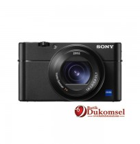 Sony Camera DSC RX100 M5 Black SI