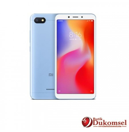 Xiaomi Redmi 6A 2/16GB LTE Dukom