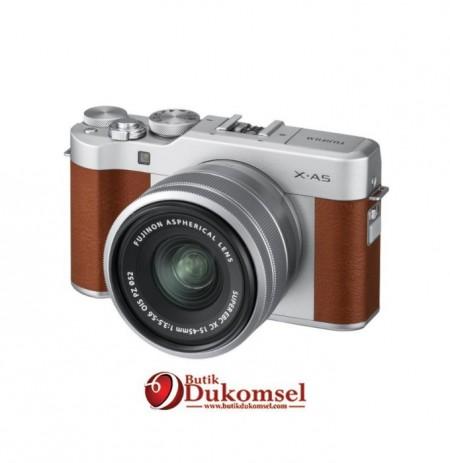 Fujifilm Finepix X-A5 KIT XC15-45MM F3.5-5.6OIS PZ + SDHC SANDISK 16GB