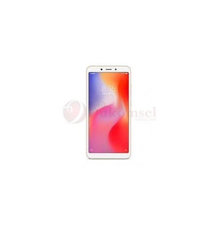 Xiaomi Redmi 6 64GB Dukom