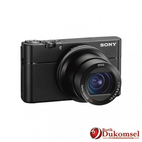 Sony Camera DSC RX100 M5A E32 Black SI