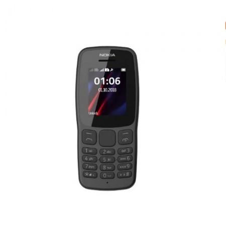 Nokia 106 DS TA-1114 Dark Grey
