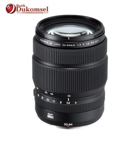 Lensa Fujinon GF 32-64mm F4R LM WR