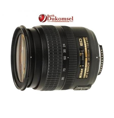 Nikkor Lensa 24-85mm F3.5-4.5G VR NI
