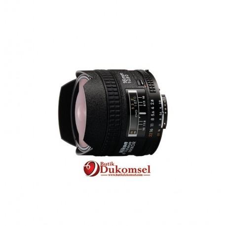 Nikon Nikkor Fisheye 16mm F/2.8D