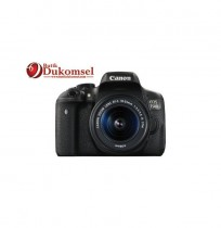 Canon EOS 750D 18-55mm IS Wifi