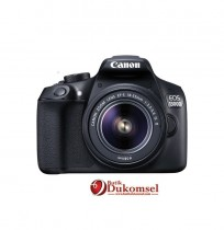 Canon EOS 1500D Lens EF-S 18-55 IS II KIT Black