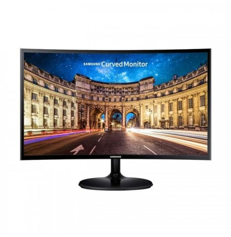 "Samsung LC24F390FHEX/XD 24"" Curved Monitor"
