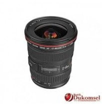 Canon Lensa EF 17-40 F4