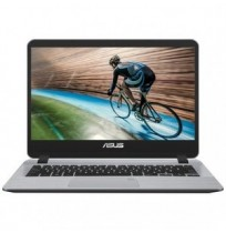 "Asus A407MA-BV001T (Intel Celeron N4000/4GB RAM/1TB HDD/14""/Win10) Grey"