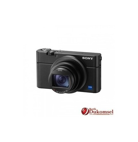Sony Camera DSC RX100 M6 Black SI